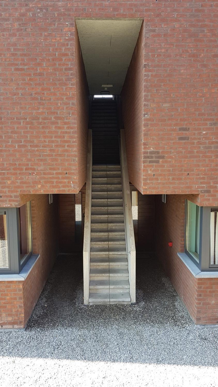 Visstraat Eeklo Stairway to Heaven