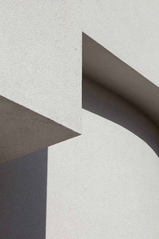 bepleistering schaduw architectenbureau