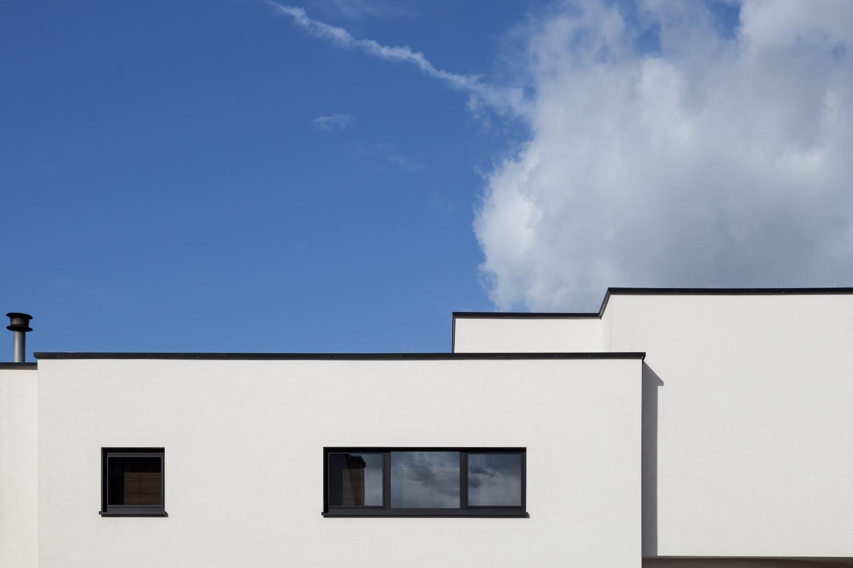 sky nieuwbouw gevelbepleistering